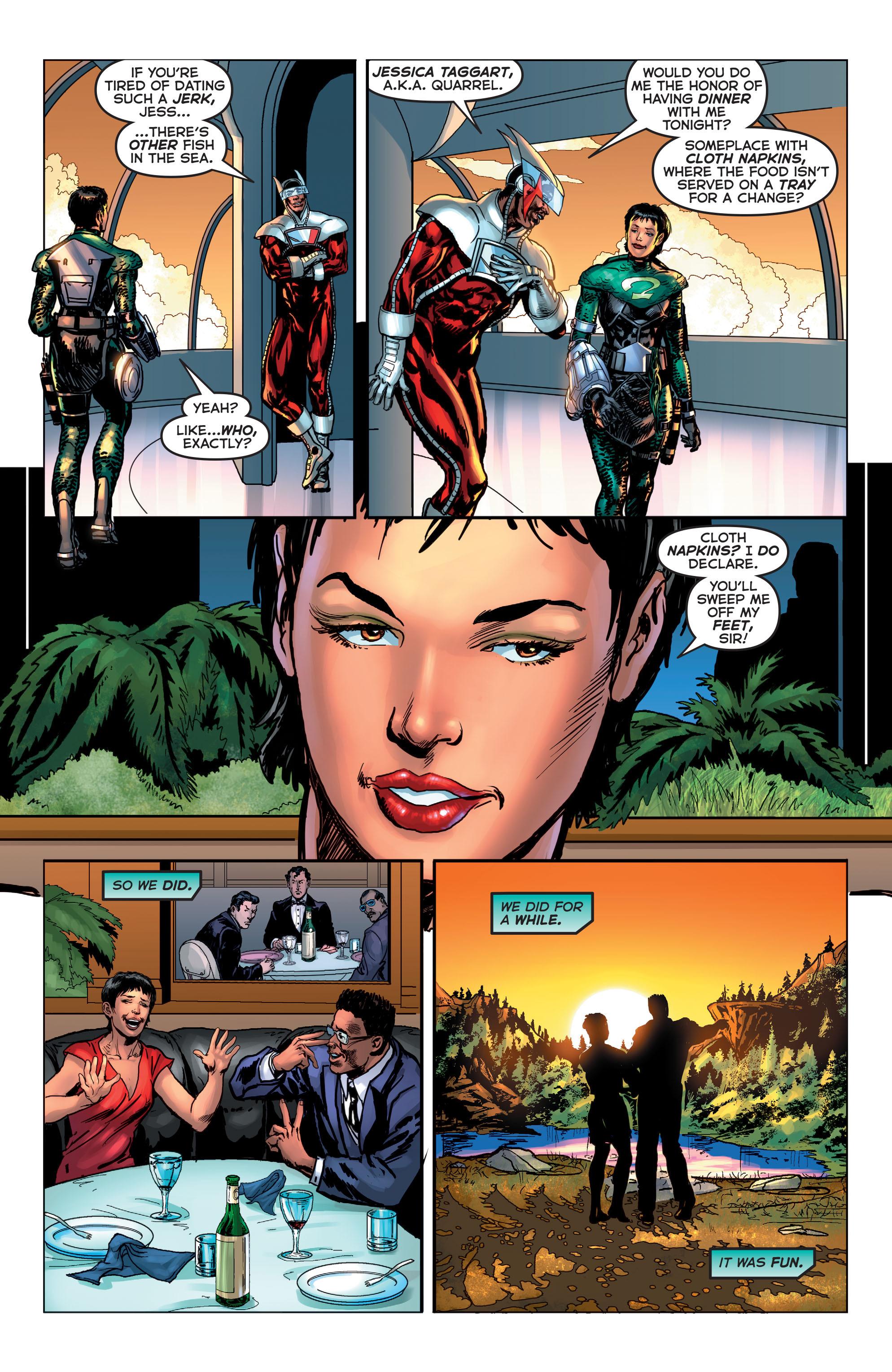 Read online Astro City comic -  Issue #20 - 5