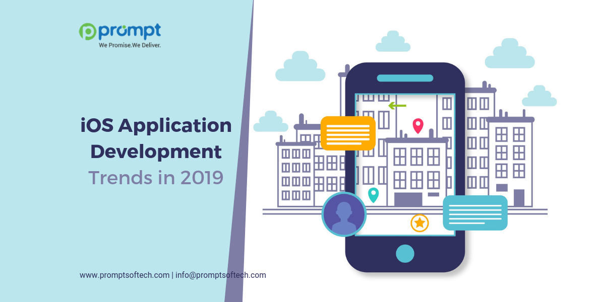 Pursue the Top iOS Application Development Trends in 2019!