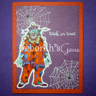 Trick or Treat sq - photo by Deborah Frings - Deborah's Gems