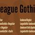 Download League Gothic Font Free