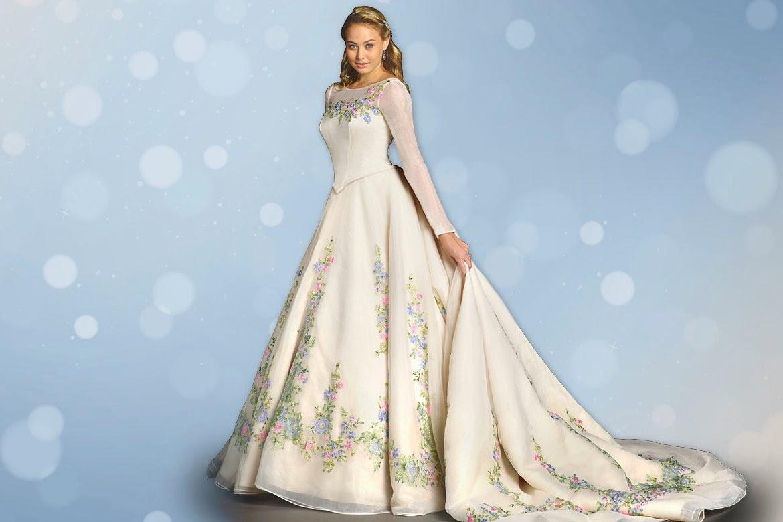 1%2Bcinderella wedding gown - Cinderella Wedding Dress