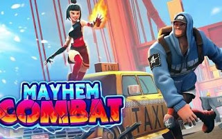Download Mayhem Combat - Fighting Game Mod Apk
