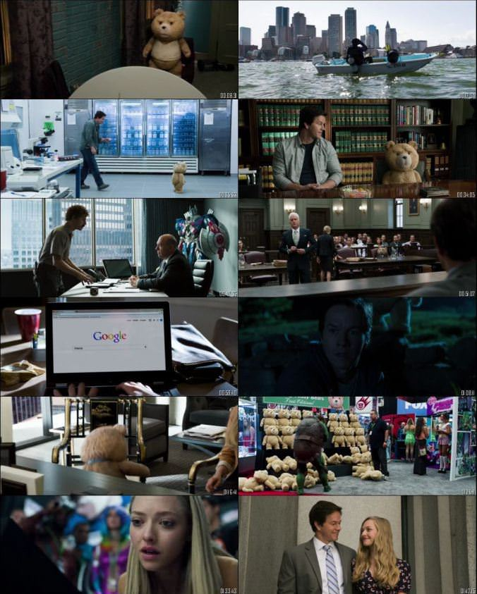 Ted 2 2015 Dual Audio