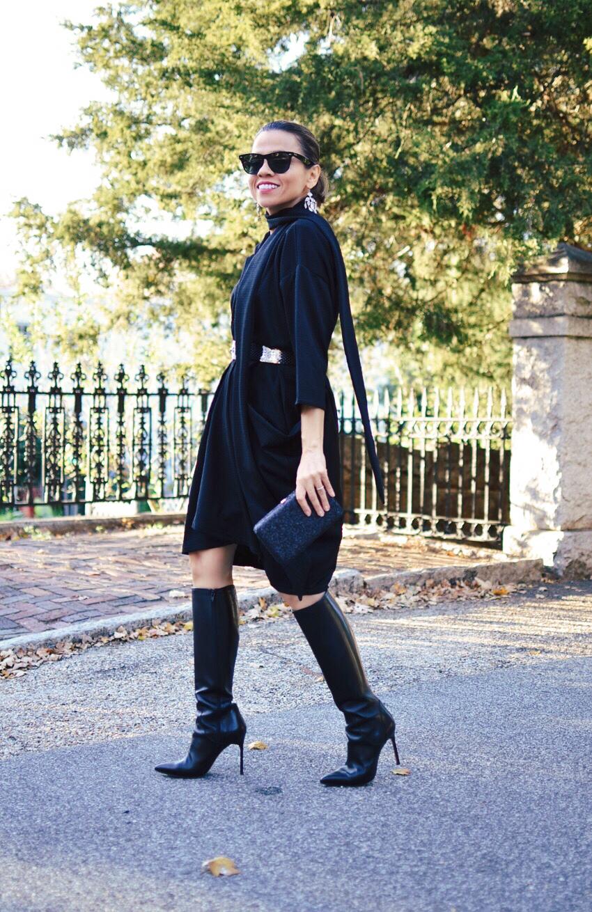 Robe Dress Street Style