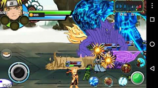 Download Naruto Senki Mod PDS4 by Khoirul Amin