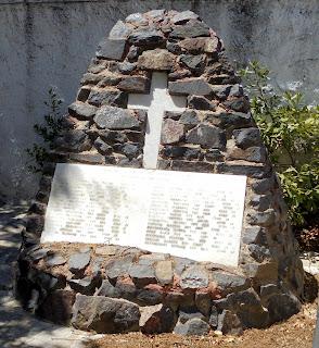 Μνημείο 1917 στην Απείραθνο