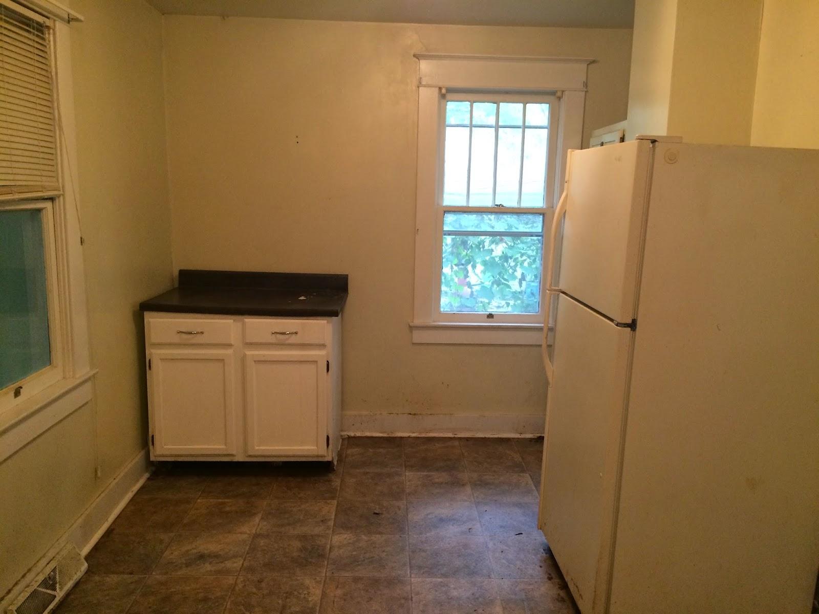 Black Tall Kitchen Cabinet