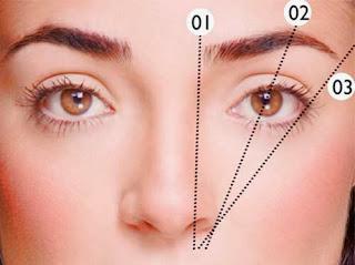 trucos para depilar las cejas