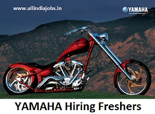 Yamaha Recruitment