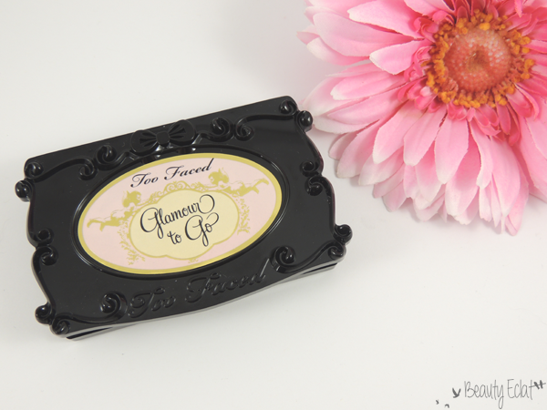 revue avis test too faced palette glamour to go