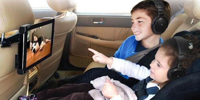 Tips Agar Anak Tidak Rewel Selama Perjalanan Mudik