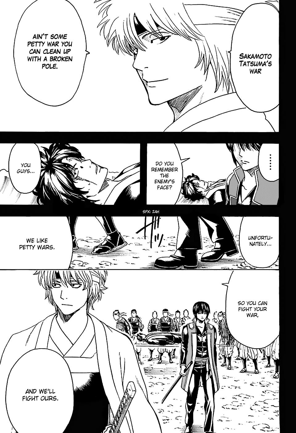Gintama - Chapter 571