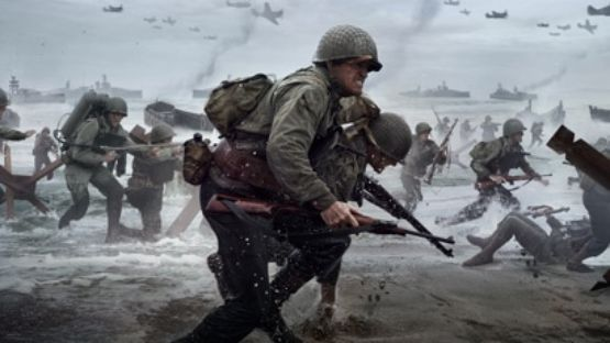 Call Of Duty WWII screenshot 2