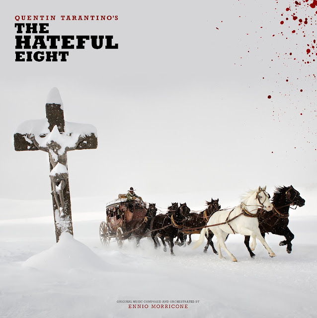 The Hateful Eight Ennio Morricone Scoundtrack