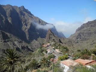 Tenerife 2015 masca