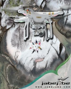 Sewa Drone Belitung