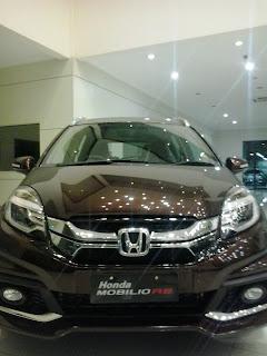 Fitur Spesifikasi New Honda Mobilio