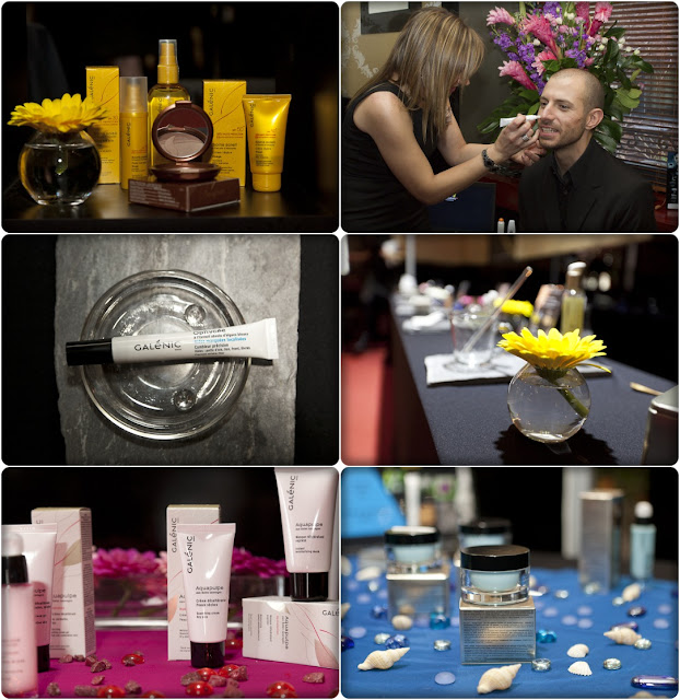 Beauty Party, The Trendy Day Galenic