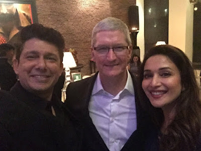 madhuri-dixit-nene-loved-meeting-tim-cook