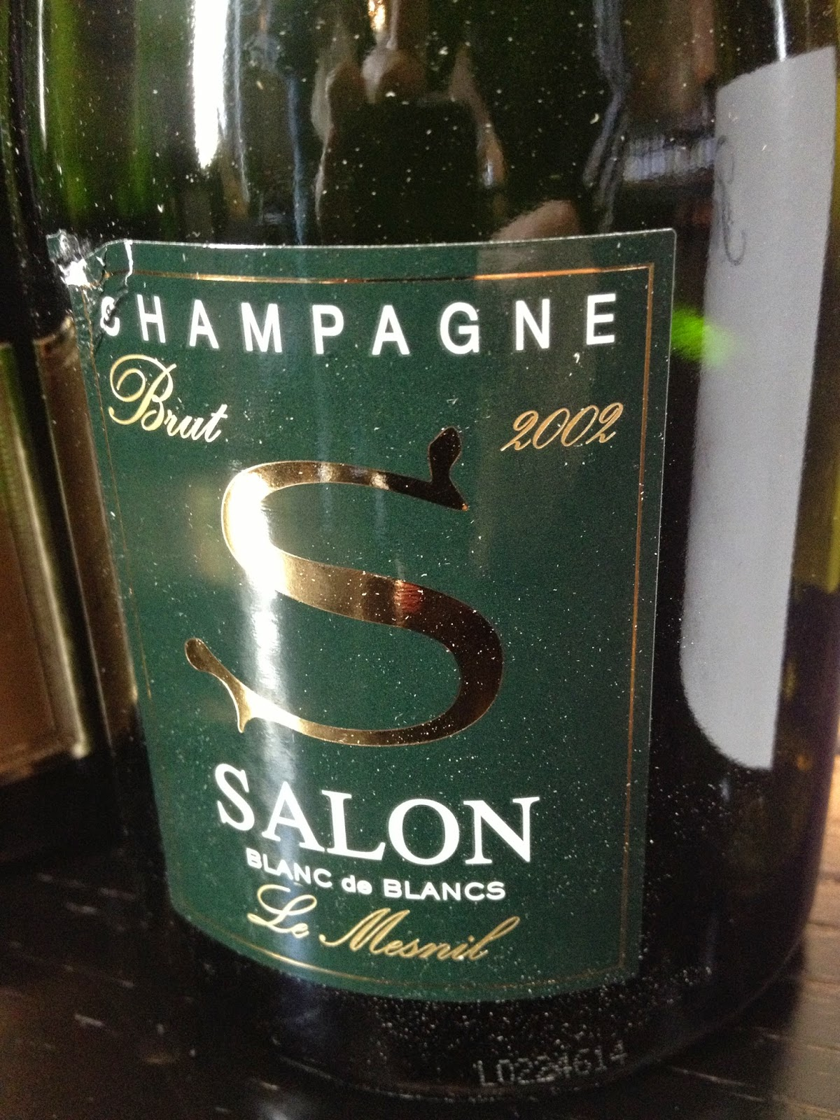 my wines and more: Red & White May news, Salon 2002, Bartolo ...