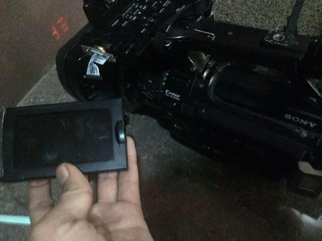 Jurnalis NET Dipukul & Diludahi saat Meliput Mini Cooper Kebanjiran di Kemang
