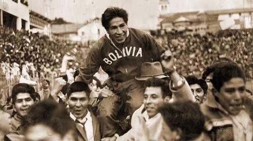 A 63 años de la gran hazaña de Ugarte