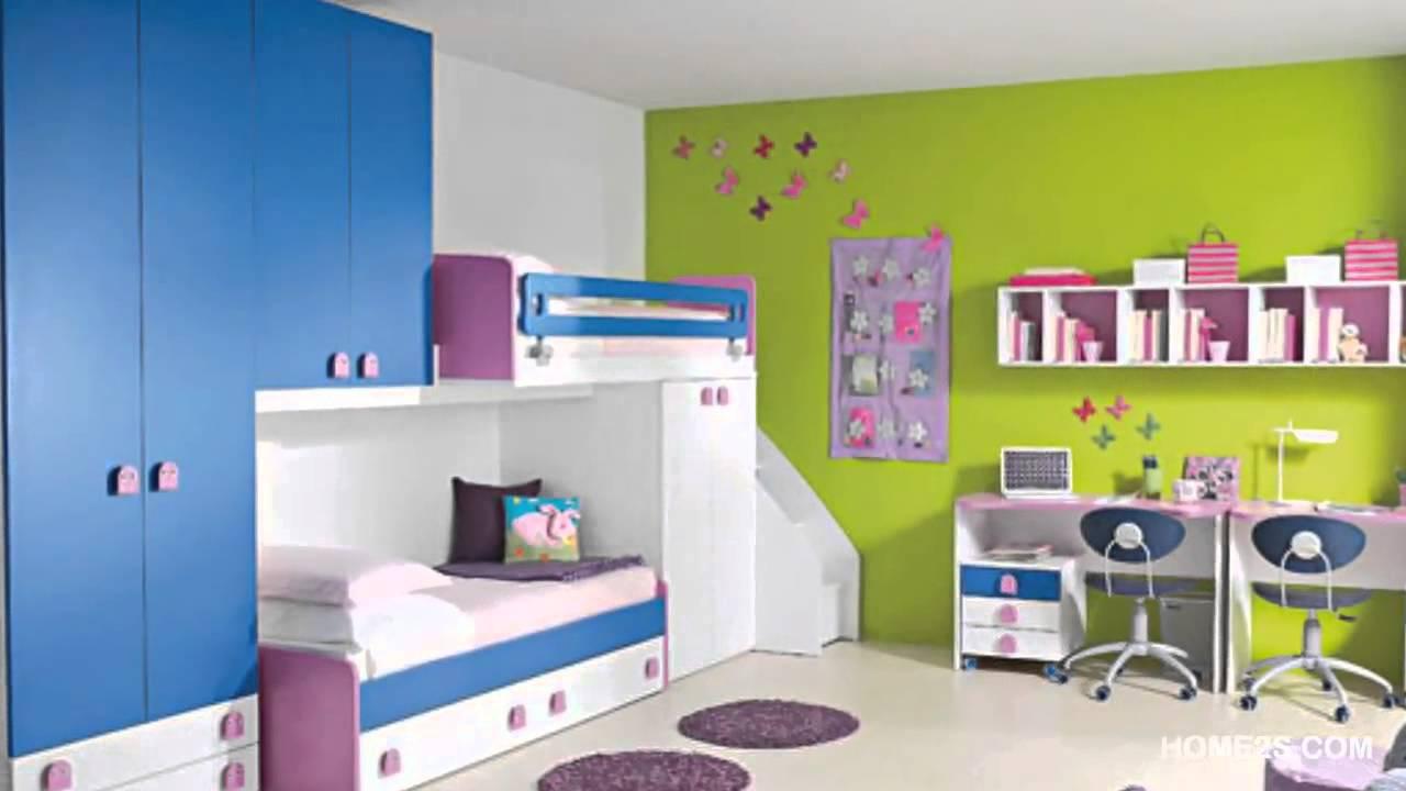 60 Desain Kamar Tidur Anak Perempuan Dan Anak Laki Laki Minimalis