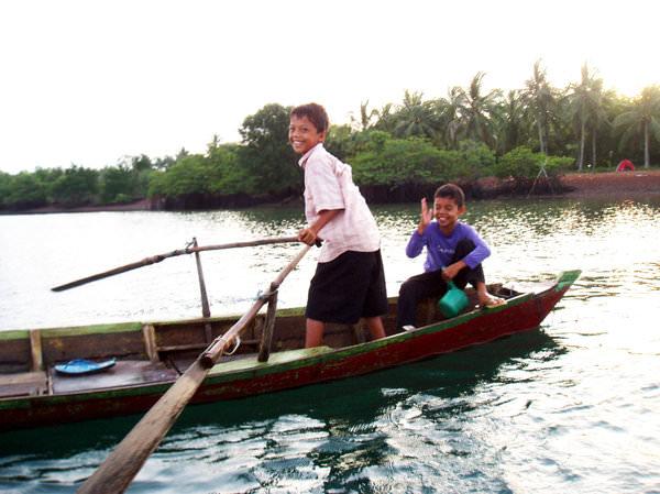 Pulau Akar Batam