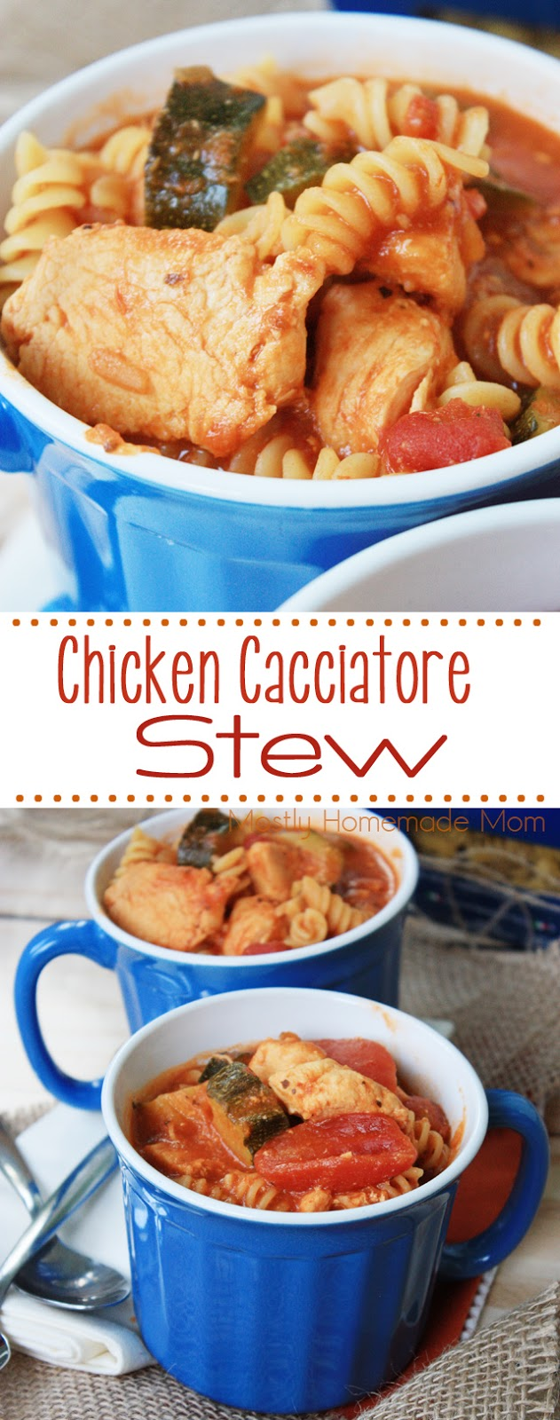 chicken cacciatore-recipe