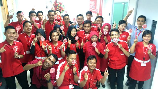 Lowongan Kerja Sumbar Home Credit Padang