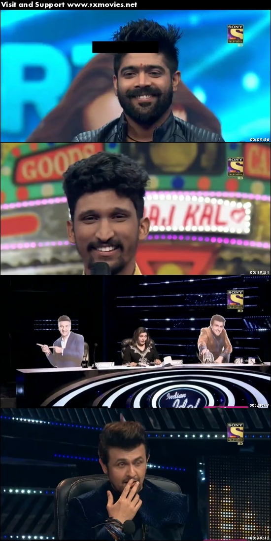 Indian Idol 19 March 2017 HDTV 480p