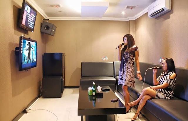 Harga Room Diva Lembang Bandung Karaoke Keluarga