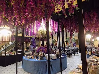 Flora Cafe Ampang Menu