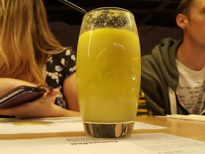Wagamama cleansing fruit juice drinks
