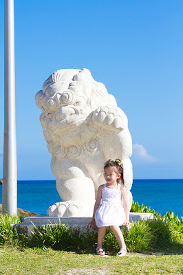 沖縄 子供写真 出張撮影