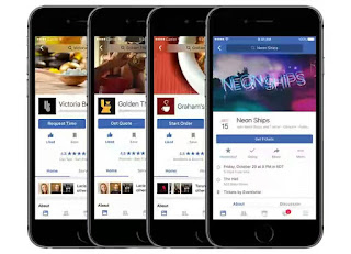 Facebook Latest Update On iOS App, Adds Ticket For Movies, Request Appointments And Many More