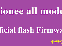 Gionee all model official flash Firmware မ်ားရယူပါ