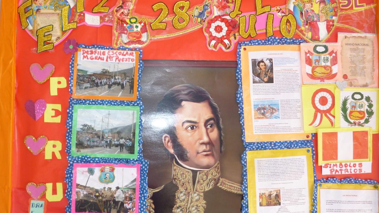 Leer hoy ser hoy los j venes leen for Diario mural fiestas patrias chile