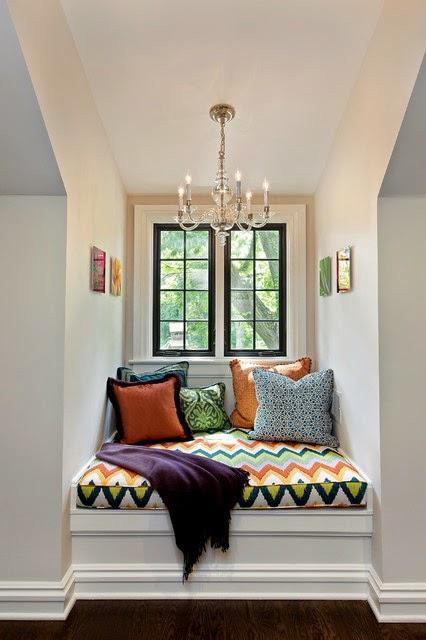 Design Addict Mom: Decorating Ideas For A Dormer