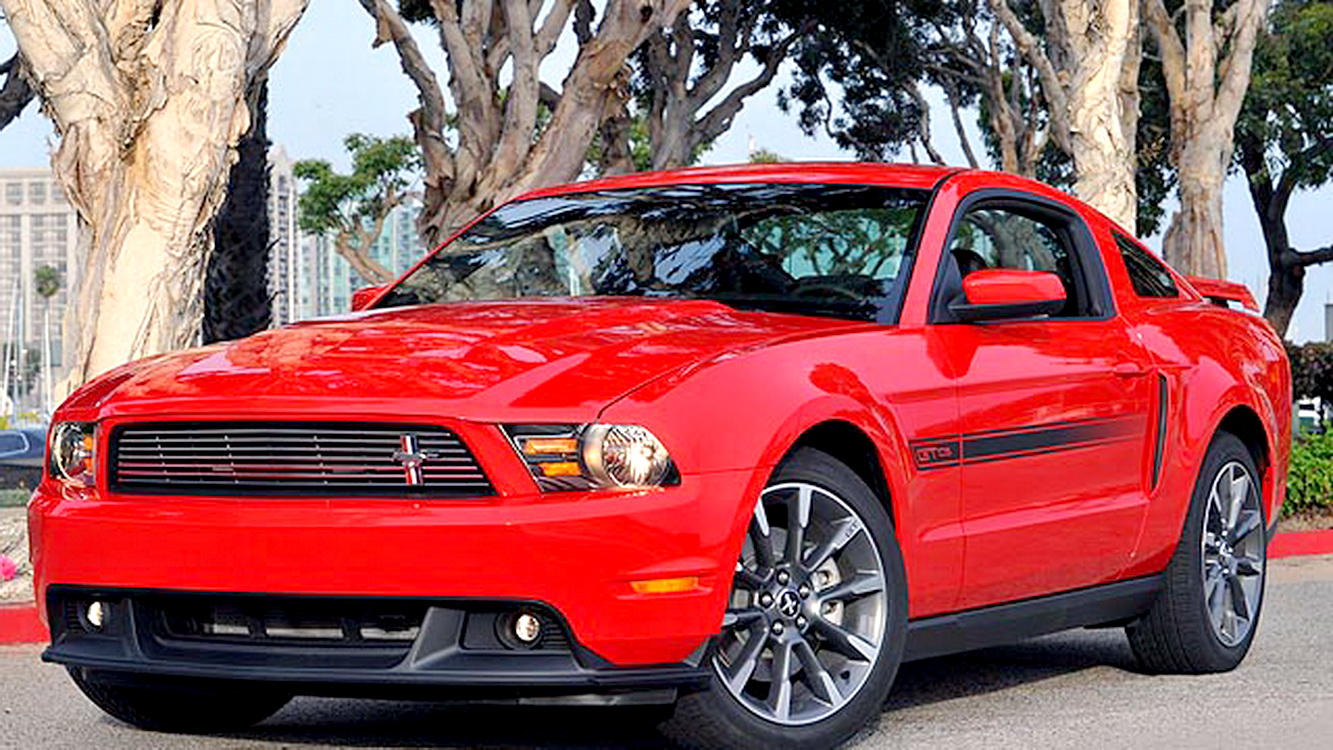 Fastest Ford Mustang Part 11  2011 Gt California Special