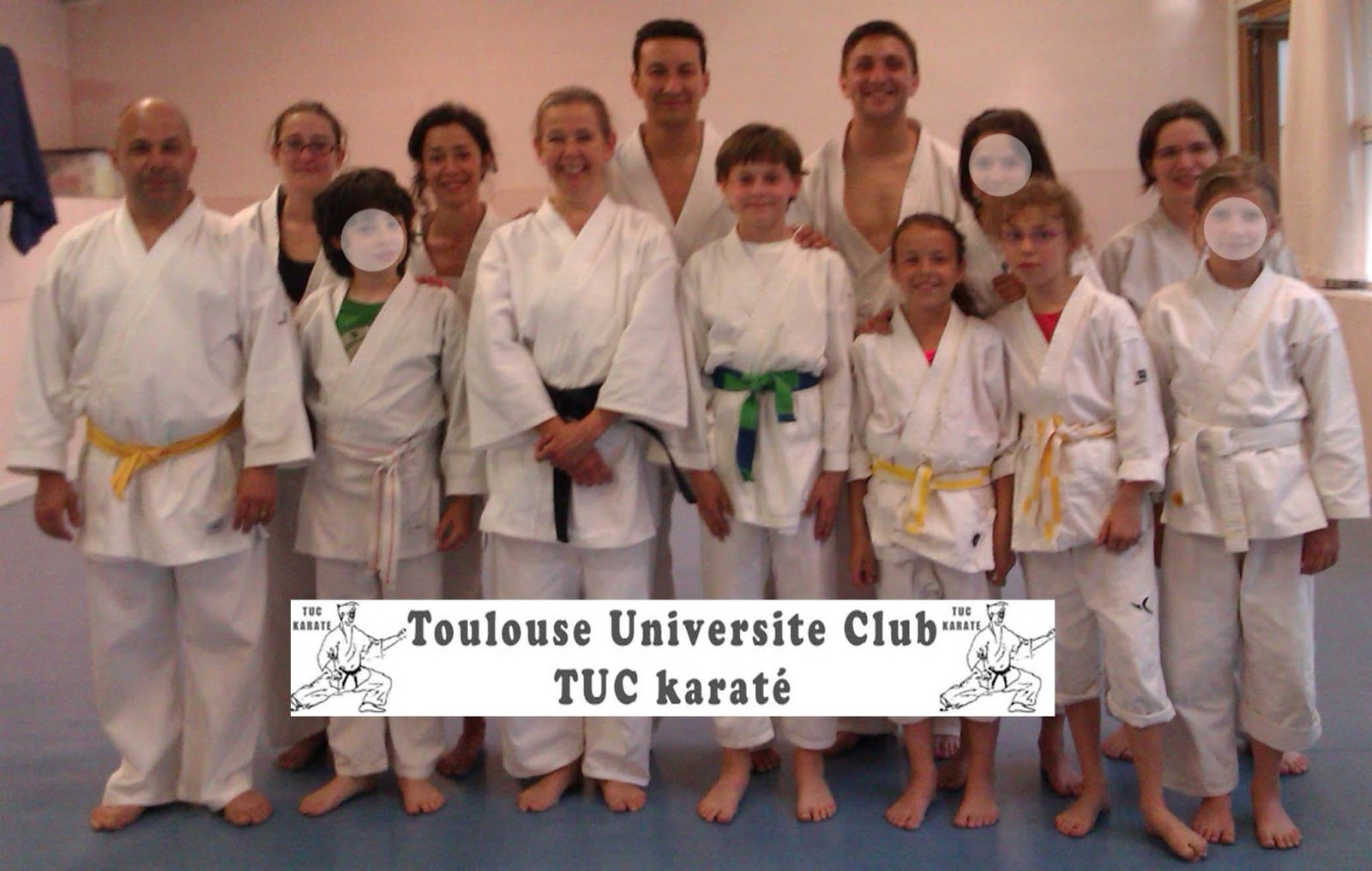 club karate toulouse