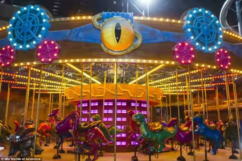 6 Photos: World's largest theme park with capacity of over 30,000 people at a time set to open in Dubai