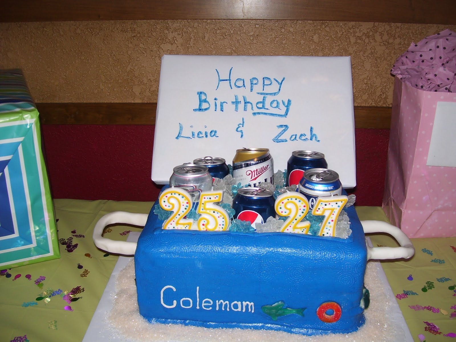 Cakes By Lynne Birthday Cakes Adult Male
