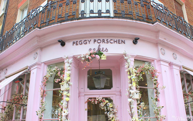 Mein großer Traum: Zu Besuch bei Peggy Porschen in London