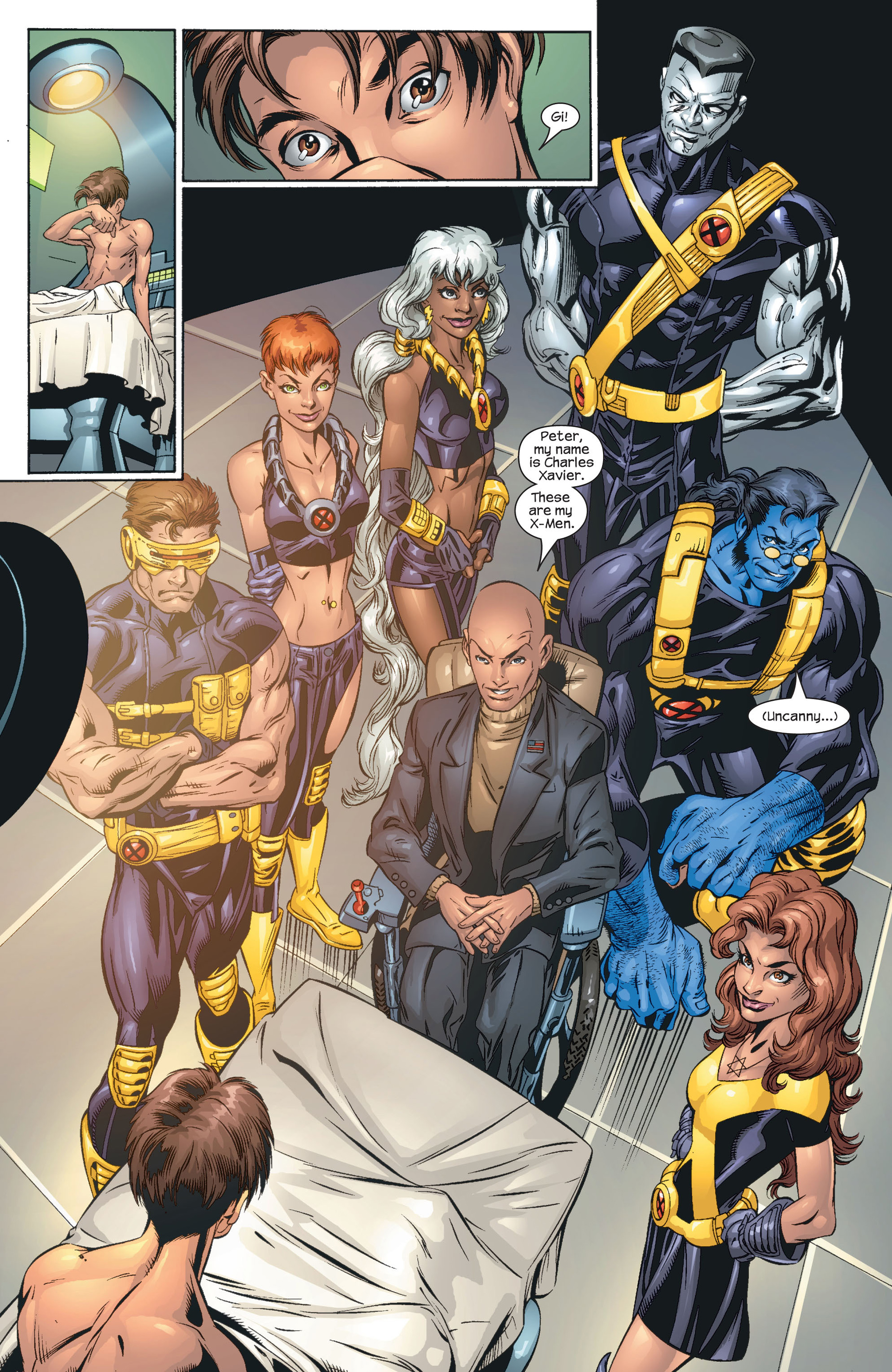 Read online Ultimate Spider-Man (2000) comic -  Issue #44 - 7