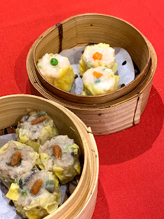 Dim Sum at Chinatown Restaurant