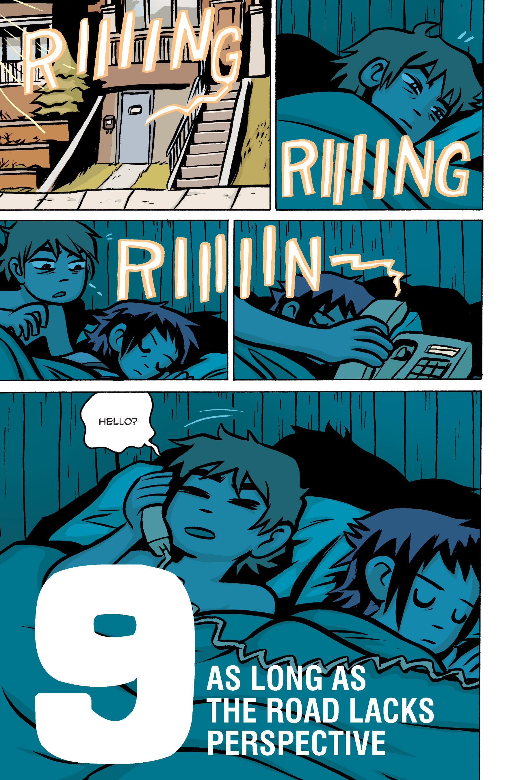 Read online Scott Pilgrim comic -  Issue #2 - 84
