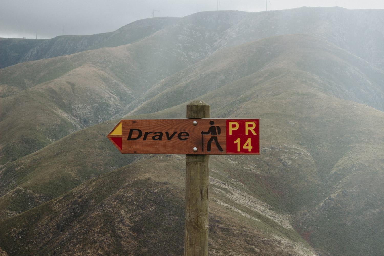 A caminho da Serra da Freita