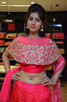 Naziya Khan bfabulous in Pink ghagra Choli at Splurge   Divalicious curtain raiser ~ Exclusive Celebrities Galleries 017.JPG