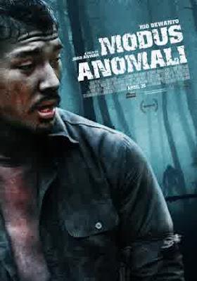 Poster Film Modus Anomali